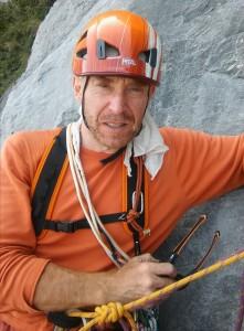 13 Monte Brento - jeszcze tylko kilka wyciągów