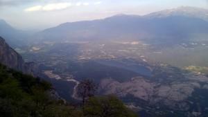 14 Widok z Monte Brento
